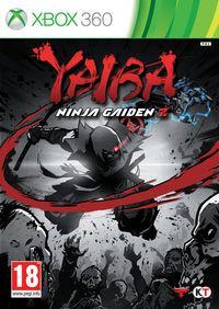 Portada oficial de Yaiba: Ninja Gaiden Z para Xbox 360