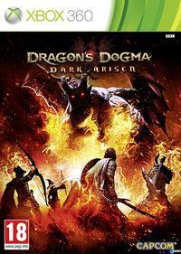 Portada oficial de Dragon's Dogma: Dark Arisen para Xbox 360