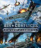 Portada oficial de Air Conflicts: Pacific Carriers para PC