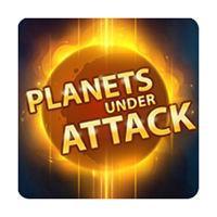 Portada oficial de Planets Under Attack PSN para PS3