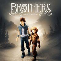 Portada oficial de Brothers: A Tale of Two Sons para PC