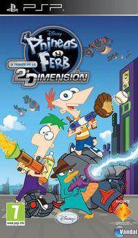 Phineas y Ferb: A Trav�s de la Segunda Dimensi�n