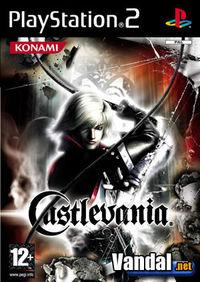 Portada oficial de Castlevania: Lament of Innocence para PS2
