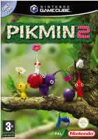 Portada oficial de Pikmin 2 para GameCube
