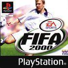 Portada oficial de Fifa 2000 para PS One