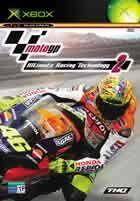 Portada oficial de MotoGP 2 para Xbox