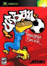 Portada oficial de Urban Freestyle Soccer para Xbox