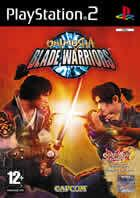 Portada oficial de Onimusha Blade Warriors para PS2