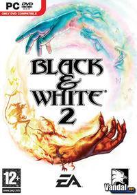 Portada oficial de Black & White 2 para PC