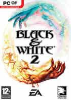 Portada oficial de Black & White 2 para PC