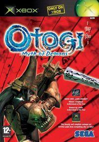 Portada oficial de Otogi: Myth of Demons para Xbox