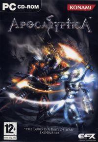 Portada oficial de Apocalyptica para PC