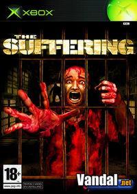 Portada oficial de The Suffering para Xbox