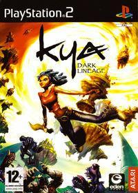 Portada oficial de Kya: Dark Lineage para PS2