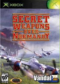 Portada oficial de Secret Weapons Over Normandy para Xbox