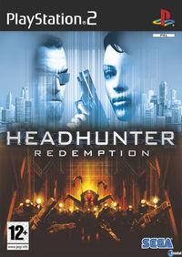 Portada oficial de Headhunter: Redemption para PS2