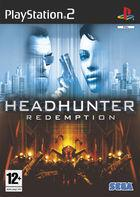 Portada oficial de Headhunter: Redemption para PS2