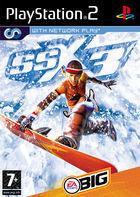 Portada oficial de SSX 3 para PS2