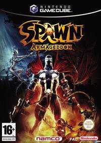 Portada oficial de Spawn: Armageddon para GameCube