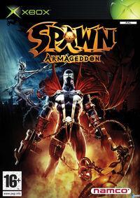 Portada oficial de Spawn: Armageddon para Xbox
