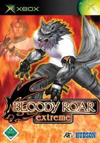 Portada oficial de Bloody Roar Extreme para Xbox