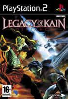 Portada oficial de Legacy of Kain: Defiance para PS2