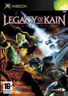 Portada oficial de Legacy of Kain: Defiance para Xbox