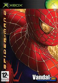 Portada oficial de Spider-Man 2 para Xbox