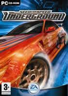 Portada oficial de Need for Speed Underground para PC
