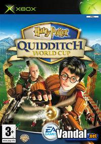 Portada oficial de Harry Potter: Quidditch World Cup para Xbox