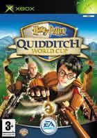 Portada oficial de Harry Potter: Quidditch World Cup para Xbox
