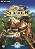 Portada oficial de Harry Potter: Quidditch World Cup para PC