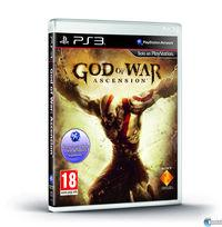 �stas son las ediciones de God of War: Ascension en Espa�a