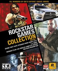 Portada oficial de Rockstar Games Collection: Edition 1 para Xbox 360