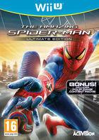 Portada oficial de The Amazing Spider-Man: Ultimate Edition para Wii U