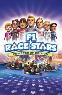Portada oficial de F1 Race Stars: Powered Up Edition para Wii U