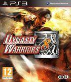 Portada oficial de Dynasty Warriors 8 para PS3