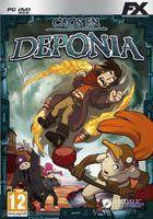 Portada oficial de Chaos on Deponia para PC