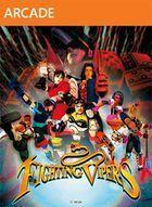 Portada oficial de Fighting Vipers XBLA para Xbox 360