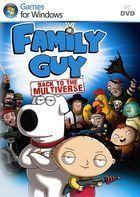 Portada oficial de Family Guy: Back to the Multiverse para PC