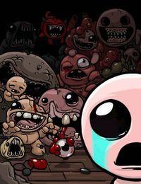 Portada oficial de The Binding of Isaac: Rebirth para PC
