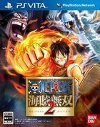 Portada oficial de One Piece: Pirate Warriors 2 para PSVITA
