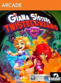 Portada oficial de Giana Sisters: Twisted Dreams XBLA para Xbox 360