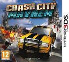 Portada oficial de Crash City Mayhem eShop para Nintendo 3DS