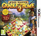 Portada oficial de Jewel Master: Cradle of Egypt 2 para Nintendo 3DS