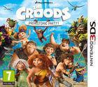 Portada oficial de Los Croods: Fiesta Prehist�rica para Nintendo 3DS