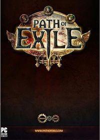 Portada oficial de Path of Exile para PC