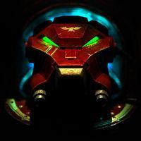 Portada oficial de Space Hulk para PC
