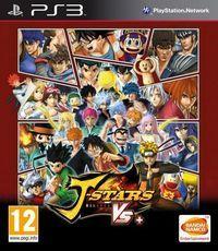 Portada oficial de J-Stars Victory VS+ para PS3