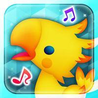 Portada oficial de Theatrhythm Final Fantasy para iPhone